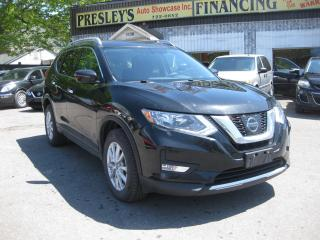Used 2017 Nissan Rogue SV AWD AC HTD Seats Bluetooth Rev Cam for sale in Ottawa, ON