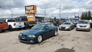 Used 1994 BMW 318i 318IS*E36 COUPE*MANUAL*169KMS*M PACK*JAPAN SPEC for sale in London, ON