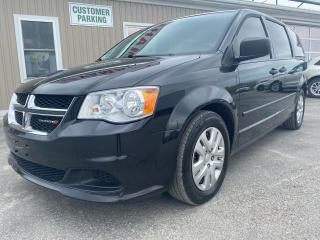 Used 2016 Dodge Grand Caravan CANADA VALUE PACKAGE for sale in Tilbury, ON