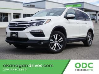 Used 2018 Honda Pilot EX-L NAVI for sale in Kelowna, BC