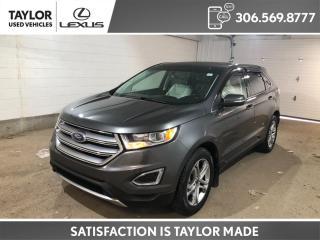 Used 2016 Ford Edge Titanium for sale in Regina, SK