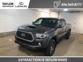 Used 2019 Toyota Tacoma SR5 V6 TRD SPORT PREM for sale in Regina, SK