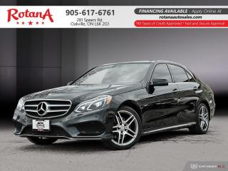 Used 2015 Mercedes-Benz E-Class E 400 for sale in Oakville, ON