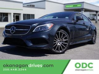 Used 2017 Mercedes-Benz CLS-Class CLS 550 for sale in Kelowna, BC