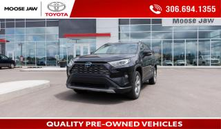 Used 2019 Toyota RAV4 Hybrid Limited **CLEAN** CERTIFIED** READY TO GO** for sale in Moose Jaw, SK