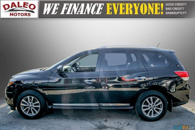 2015 Nissan Pathfinder SL / 7 PASSENGERS / LEATHER / PANO ROOF / LOW KMS Photo5