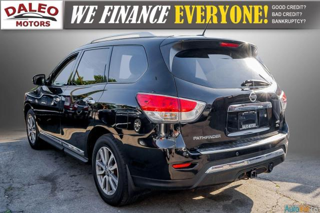 2015 Nissan Pathfinder SL / 7 PASSENGERS / LEATHER / PANO ROOF / LOW KMS Photo6