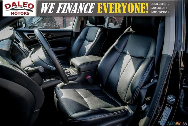 2015 Nissan Pathfinder SL / 7 PASSENGERS / LEATHER / PANO ROOF / LOW KMS Photo11