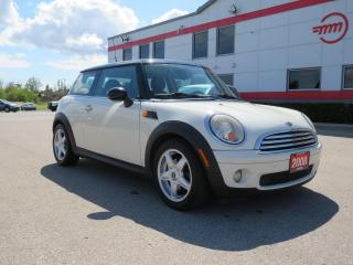 Used 2008 MINI Cooper Base - Standard for sale in Tillsonburg, ON