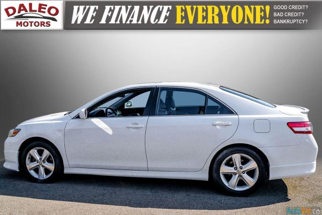 2010 Toyota Camry SE / LEATHER / MOONROOF / POWER SEATS / LOW KMS Photo5