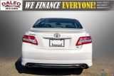 2010 Toyota Camry SE / LEATHER / MOONROOF / POWER SEATS / LOW KMS Photo33