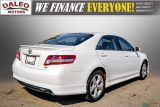 2010 Toyota Camry SE / LEATHER / MOONROOF / POWER SEATS / LOW KMS Photo35