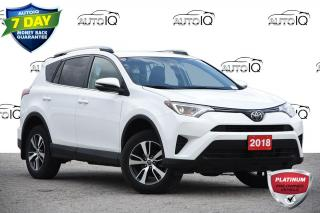 Used 2018 Toyota RAV4 LE LOW KM'S | ONE OWNER for sale in Kitchener, ON
