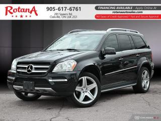 Used 2012 Mercedes-Benz GL-Class GL 350 BlueTec for sale in Oakville, ON