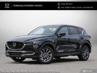 New 2021 Mazda CX-5 Signature for sale in York, ON