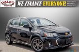 2017 Chevrolet Sonic LT/ REMOTE START / BACKUP CAM / MOONROOF / LOW KMS Photo29
