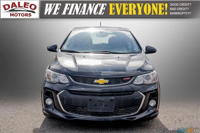 2017 Chevrolet Sonic LT/ REMOTE START / BACKUP CAM / MOONROOF / LOW KMS Photo3