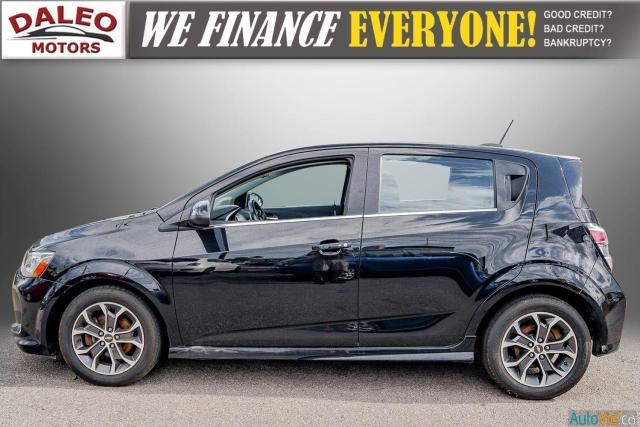 2017 Chevrolet Sonic LT/ REMOTE START / BACKUP CAM / MOONROOF / LOW KMS Photo5