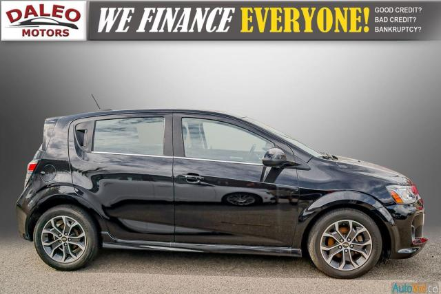 2017 Chevrolet Sonic LT/ REMOTE START / BACKUP CAM / MOONROOF / LOW KMS Photo9