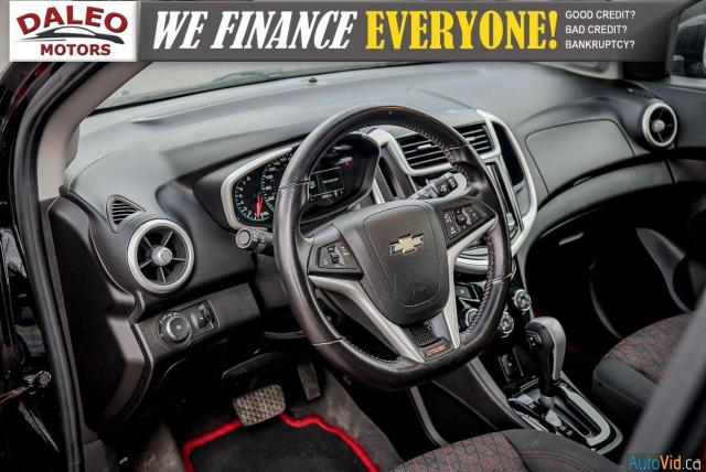 2017 Chevrolet Sonic LT/ REMOTE START / BACKUP CAM / MOONROOF / LOW KMS Photo17