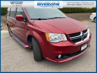 Used 2016 Dodge Grand Caravan SE/SXT No Accidents | FWD | Bluetooth | Cruise Control for sale in Wallaceburg, ON