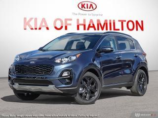 New 2021 Kia Sportage EX S for sale in Hamilton, ON