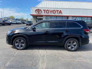 Used 2019 Toyota Highlander LIMITED  for sale in Cambridge, ON