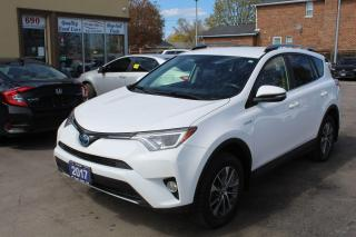 Used 2017 Toyota RAV4 LE AWD Hybrid for sale in Brampton, ON