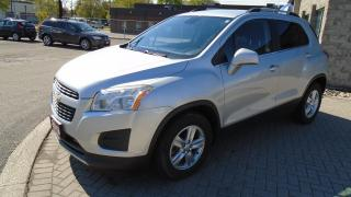 Used 2013 Chevrolet Trax 1LT for sale in Sarnia, ON