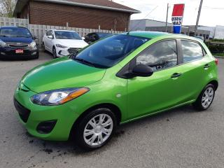 Used 2011 Mazda MAZDA2 GX, AUTOMATIC, AIR CONDITION, POWER GROUP, 118 KM for sale in Ottawa, ON
