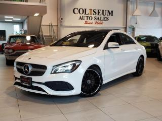 Used 2019 Mercedes-Benz CLA-Class CLA 250 4MATIC-AMG SPORT-NAVI-CAMERA-PANO ROOF-42K for sale in Toronto, ON