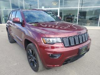 Used 2020 Jeep Grand Cherokee Laredo 1 OWNER, NAV, Apple CarPlay, Heated Seats/Wheel, Sunroof!! for sale in Ingersoll, ON