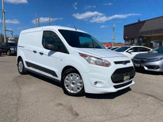 Used 2014 Ford Transit Connect XLT w/Dual Sliding Doors SAFETY NO ACCIDENT B-TOOT for sale in Oakville, ON