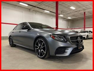 Used 2018 Mercedes-Benz E-Class E43 AMG *SOLD* AMG DRIVERS DISTRONIC PREMIUM CLEAN CARFAX! for sale in Vaughan, ON