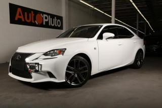 Used 2016 Lexus IS 300 4dr Sdn AWD for sale in North York, ON