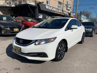 Used 2015 Honda Civic Sedan 4dr Auto EX for sale in Scarborough, ON