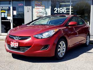 Used 2013 Hyundai Elantra 4DR SDN AUTO GL for sale in Bowmanville, ON