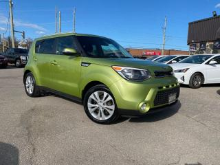 Used 2014 Kia Soul 5dr Wgn Auto  NEW 4 TIRES/BRAKES NO ACCIDENT SAF for sale in Oakville, ON