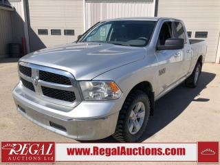Used 2016 RAM 1500 SLT Quad CAB SWB 4WD 3.6L for sale in Calgary, AB