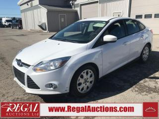 Used 2012 Ford Focus SE 4D Sedan for sale in Calgary, AB