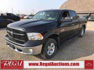 Used 2016 RAM 1500 Outdoorsman Crew CAB LWB 4WD 3.0L for sale in Calgary, AB
