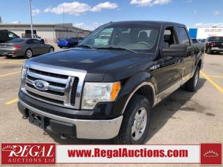 Used 2010 Ford F-150 XLT SUPERCREW SWB 4WD 5.4L for sale in Calgary, AB