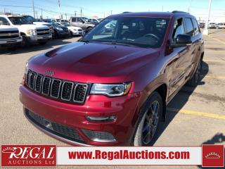 Used 2020 Jeep Grand Cherokee Limited X 4D UTILITY 4WD 3.6L for sale in Calgary, AB