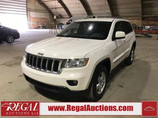 Used 2011 Jeep Grand Cherokee Laredo 4D Utility AWD 3.6L for sale in Calgary, AB
