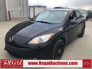 Used 2013 Mazda MAZDA3 GS SKY 4D SEDAN AT 2.0L for sale in Calgary, AB