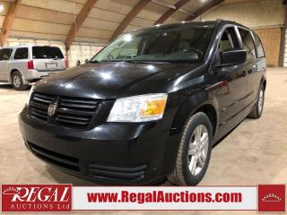 Used 2010 Dodge Grand Caravan SE 4D Wagon FWD for sale in Calgary, AB