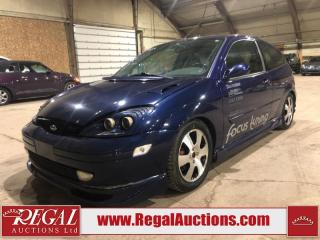 Used 2001 Ford FOCUS ZX3 2D HATCHBACK for sale in Calgary, AB