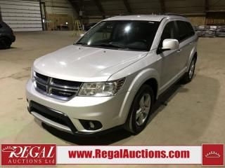 Used 2011 Dodge Journey 4D Utility for sale in Calgary, AB