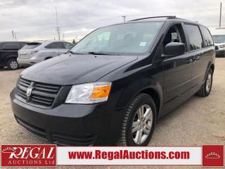 Used 2010 Dodge Grand Caravan SE 4D Wagon for sale in Calgary, AB