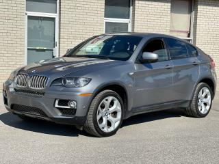 Used 2014 BMW X6 xDrive50i Navigation /Sunroof /Leather for sale in North York, ON